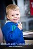 Timothy Lewis, 2, enjoying some goodies. Photo by RICHARD LIM PHOTOGRAPHY