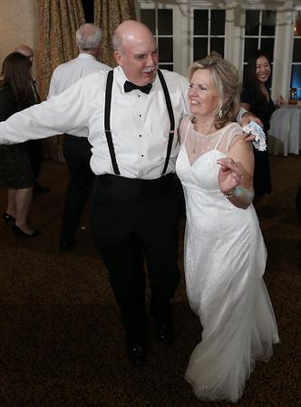 LIZ & ED'S WEDDING