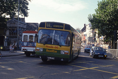 Lincolnshire Road Car 2814 Wigford WaY Lincoln Sep 89