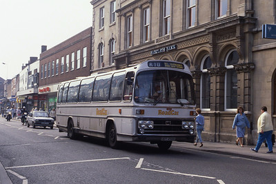Lincolnshire Road Car 1426 High St Grantham Sep 89