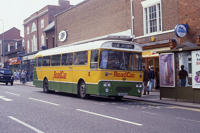 Lincolnshire Road Car 1420 High St Grantham Sep 89