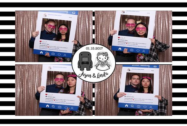 Linda and Jason