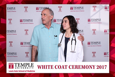 Temple University White Coat Ceremony 2017