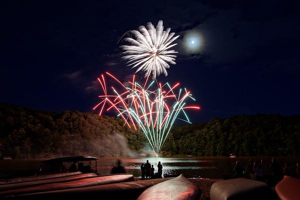 LLA Fireworks