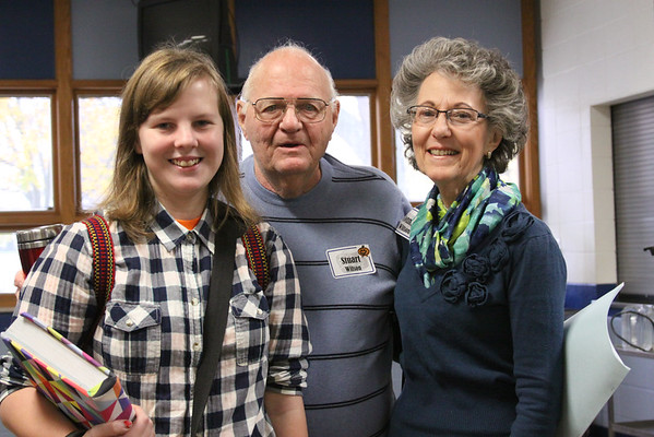 Grandparents Day Fall 2014