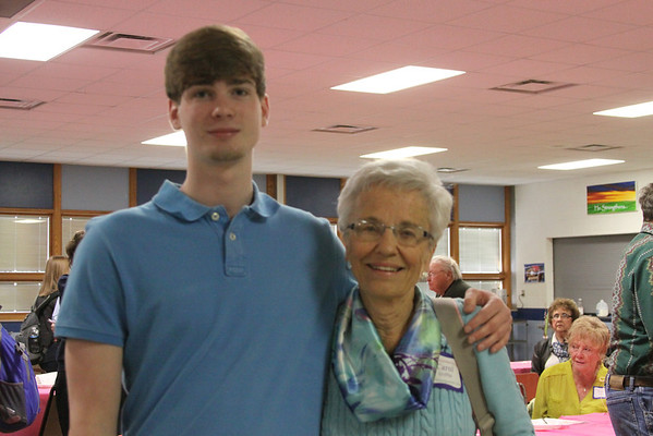 Grandparents Day Spring 2014