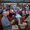 Christmas 2008 weekend - Lamberts restaurant - 2 tables of relatives
