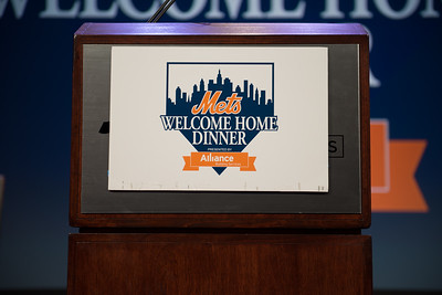 LLS METS WELCOME HOME DINNER 4 8 16
