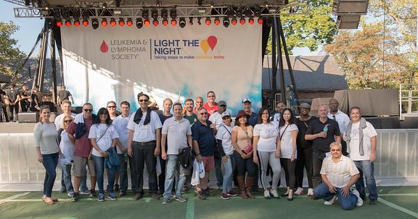 LLS Manhattan 2016 Light the Night Walk