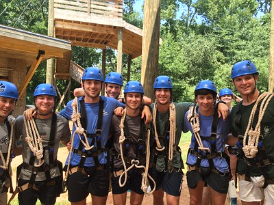 Ropes Course (08/27/2016)