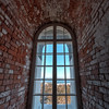 Inside the Fire Island Lighthouse
