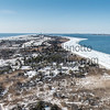 Taken from the top of the Fire Island Lighthouse during the wintertime.