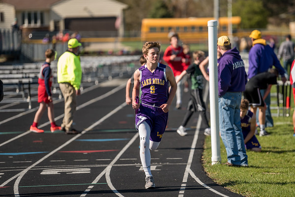 2017 LM Middle School Track
