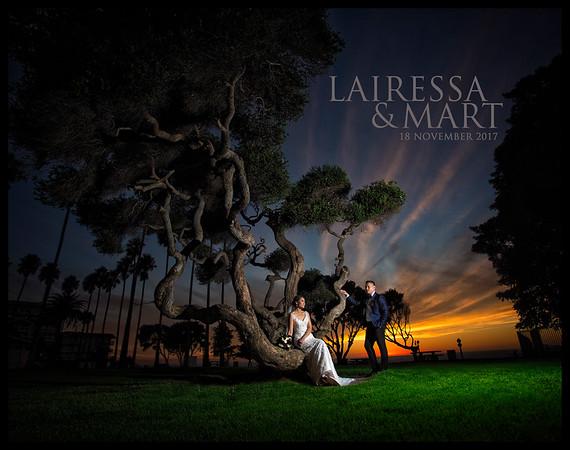 L+M wedding Album