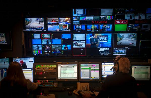 WLWT TV Station