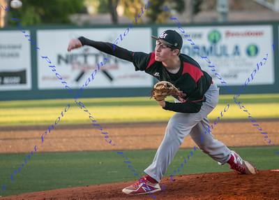 LBHS V Baseball vs Lake Mary - April 18, 2018