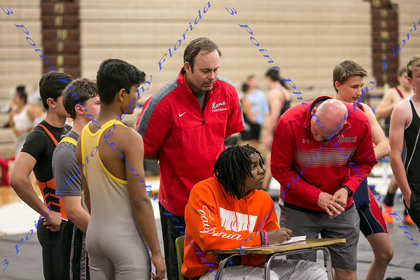 Boys Weightlifting Districts - March 14, 2018