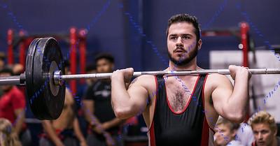 LBHS Weightlifting vs Lake Mary - Feb 28, 2018
