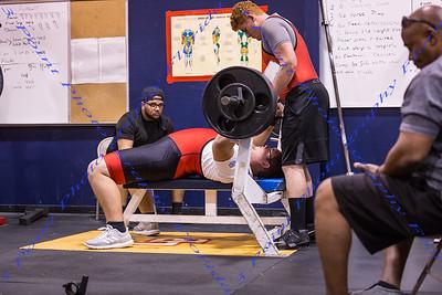 LBHS Weightlifting vs LMHS - Feb 20, 2019