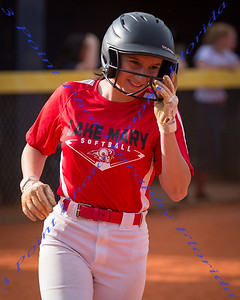 LBHS V Softball vs Lake Mary - Mar 29, 2019