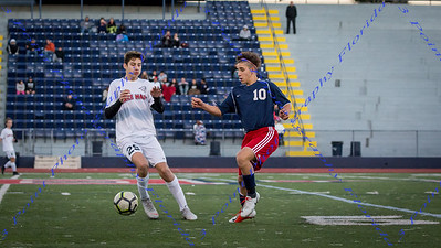LBHS vs LMHS JV Boys Soccer - Dec 5, 2018