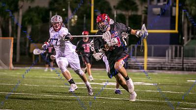 LBHS V Lacrosse vs Lake Mary - March 6, 2020