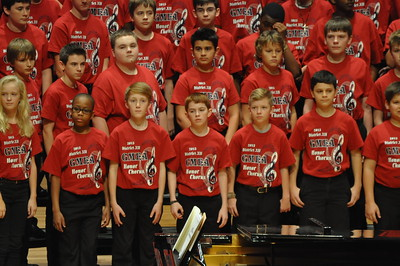 Honor Chorus 2015 (7th grade)