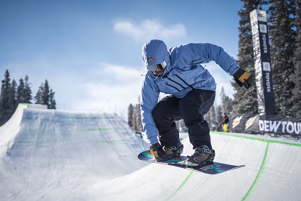 Dew Tour - Copper Mountain, Colorado