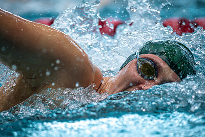 NCAA Women's Swimming 2021 - Tulane Green Wave at Houston Cougars