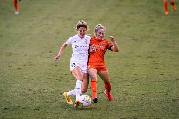 NWSL - North Carolina Courage at Houston Dash