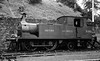 55051 Inverness 27th June 1956 P Drummond Highland Railway W Class 0-4-4T