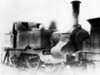 12 unknown location Barclay Belladrum class was rebuilt by Jones as a 2-2-2T for branch line work, in which form it survived until 1898