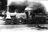 32 Cluny (formally Sutherland) William Barclay Highland Railway 'Glenbarry class' 2-2-2