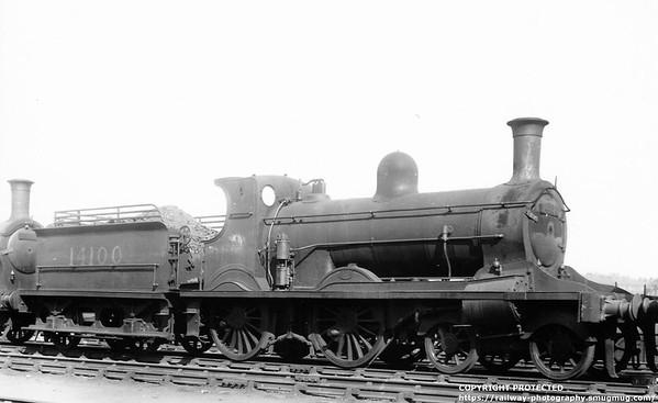 14100 George Brittain C R  179 Class 'Oban Bogie'