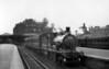 14120 Ayr station H Smellie G&SWR 119 Class 4-4-0