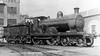 14305 Eglinton St Glasgow Drummond C R  Class 66 4-4-0 Loco