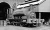 56025 St Rollox 22nd June 1959 Drummond Caledonian 0-4-0ST Pugs