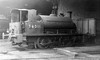56011 Inverness shed Drummond Caledonian Pug Class 0-4-0ST