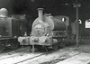 56038 Drummond CR design - Caledonian Pugs  Inverness loco shed 1957 (LMS)