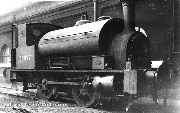56027 CR Drummond Caledonian Railway design - Caledonian Pugs (David Taylor)