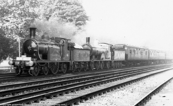 123 Bluebell Railway Preservation Society The Blue Belle15th September 1963 Caley Single