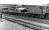 123 C R  4-2-2 Single Willesden No 3 S B  September 1963 for Railtour duty