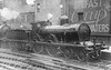 108 G&SWR Class 8 (designed by Manson) 4-4-0 standing in Glasgow St Enoch