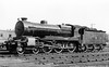 14756 Perth North shed May 1936 F G Smith Highland Railway River Class