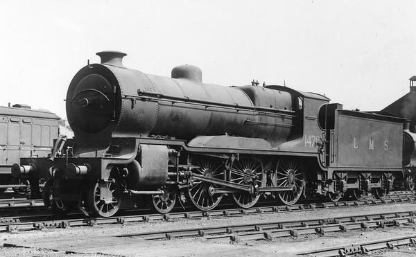 River class loco 14761