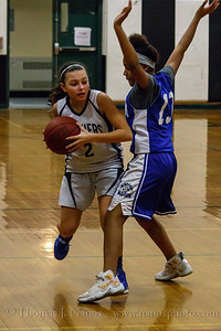 Lebanon Middle School Girls Basketball JV vs. Windham