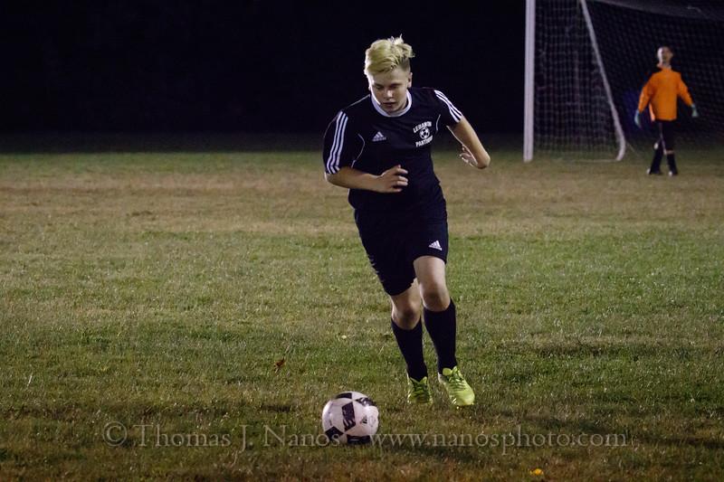 Lebanon Middle School Boys Soccer Panther Fest vs East Hampton