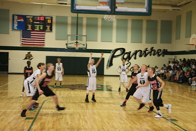 LMS VS CRM Basketball Feb 2017