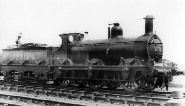 2314 unknown location Kirtley Midland Railway 240 Class 0-6-0