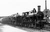 92 Bromsgrove c1925  Kirtley Midland Railway 890 Class 2-4-0